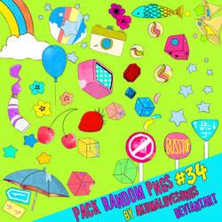 Pack #34 pngs by akumaLoveSongs