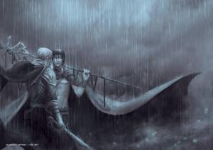 Embrace The Rain by MoonDeL