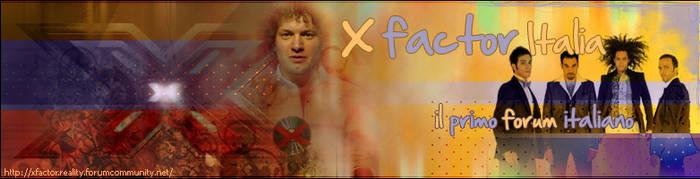 X Factor Logo by Shalentir