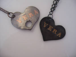 Firefly Vera Necklaces by Peaceofshine
