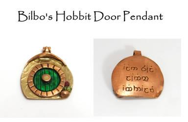 Newhobbitdoor by Peaceofshine