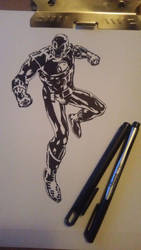 Ironman by magarven