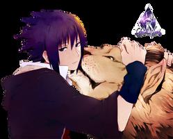 Sasuke Uchiha|Naruto Shippuden Render #3 by celestialwizzard