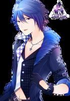 Kaito|Vocaloid Render by celestialwizzard