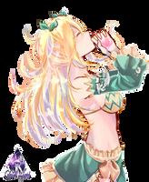 Lucy Heartfilia Fairy Tail Render #5 by celestialwizzard