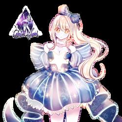 Lucy Heartfilia|Fairy Tail Render #12 by celestialwizzard