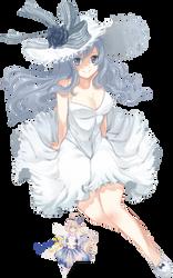 Juvia Lockser|Fairy Tail Render by celestialwizzard