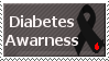 I Support Diabetes Awarness by MalakxFuarie