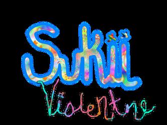 Name version 1 by SukiiViolentine