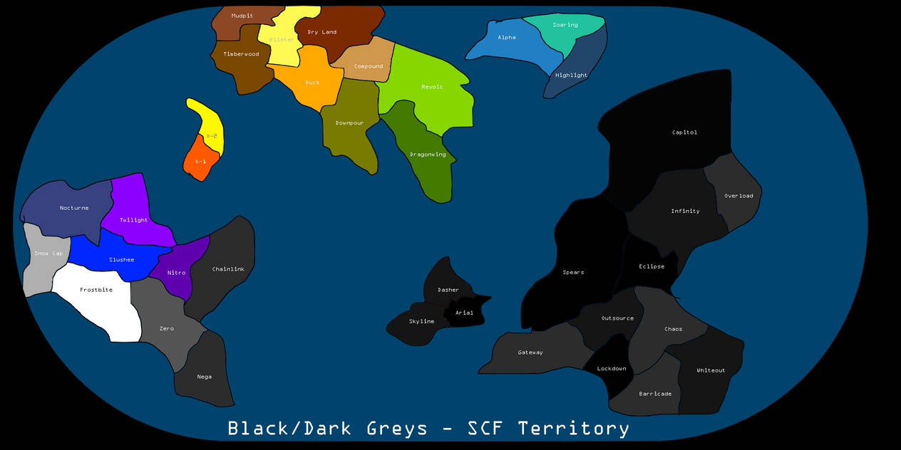 Breaking Point World Map by The-Duck-Dealer on DeviantArt