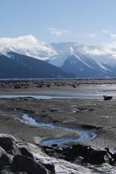 Alaska Beach 7 by prints-of-stock
