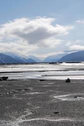 Alaska Beach 8 by prints-of-stock