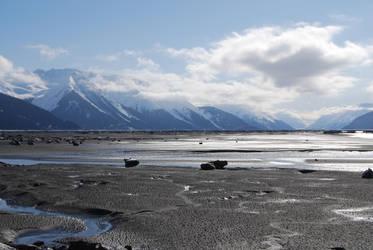Alaska Beach 10 by prints-of-stock