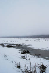 Winter Lake 7 by prints-of-stock