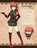 DAF: Zynxialar Viakuz by RumineTt