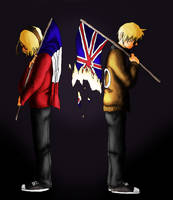APH: Flags of our Fathers by HyperAnimeKittyGirl
