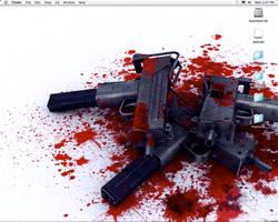 Me desktop by Kazu-sama