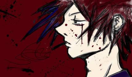 Frustrated by Kazu-sama