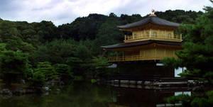 Golden Temple by Kazu-sama