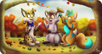 Autumn Treasures by Adamiro