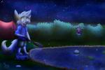 Catching some stars by Adamiro