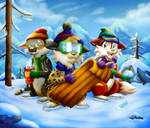 Winter Fun by Adamiro