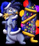 The Portable Christmas Tree by Adamiro