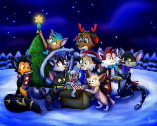 Christmas Time by Adamiro