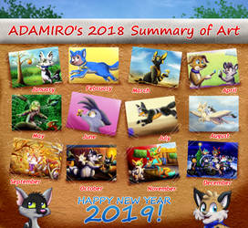 2018 by Adamiro