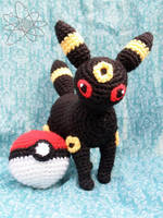 Umbreon by atomigurumi