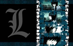 .L rain wallpaper. by Ishisu