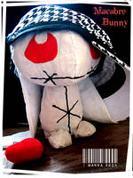 +I wanna ROCK - Macabre Bunny+ by Ishisu