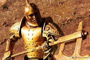 Dwemer Armor Cosplay 12 by Nerv-0