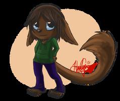 Lil Ardo by DreagonArchives by Daaberlicious