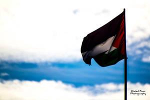 Palestine Flag by KhaledFanni