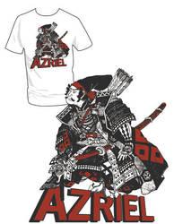 Azriel Shirt Design by ZzapFinito