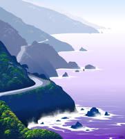 Big Sur by TomCarlos