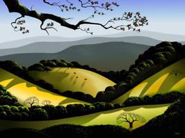 East Hills by TomCarlos