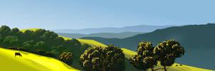 Valley Dreams by TomCarlos