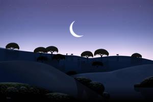 Moonrise by TomCarlos