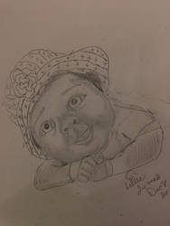 Happy baby by Kangaroo1323