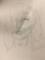 Woman by Kangaroo1323