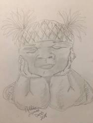 Newborn baby by Kangaroo1323