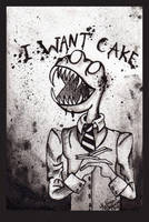 I Want Cake by SocialDeception