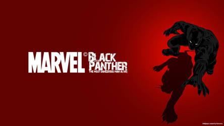 Black Panthers, Marvel by sharkurban