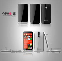 Wphone, Windows phone Concept by sharkurban