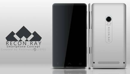 Smartphone Recon Ray by sharkurban