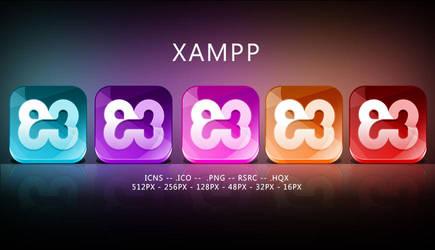 Xampp icons by sharkurban