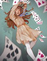 Run Alice by shengcai