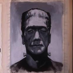 Frankenstein by emilio-rizzo